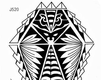 Wings Tattoo Etsy
