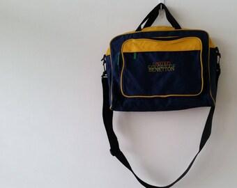 Vintage Benetton Messenger Bags