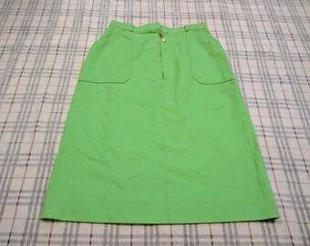 51a3ed5b8 Vintage 90s Celine Skirt