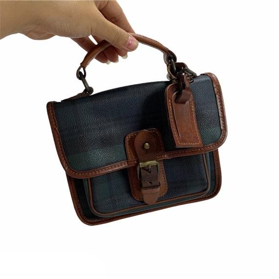Vintage Polo Handbag Check