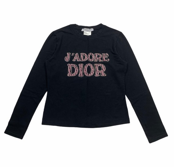 J'ADORE DIOR Long Sleeve