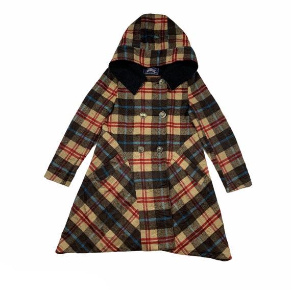Burberry Coat Check