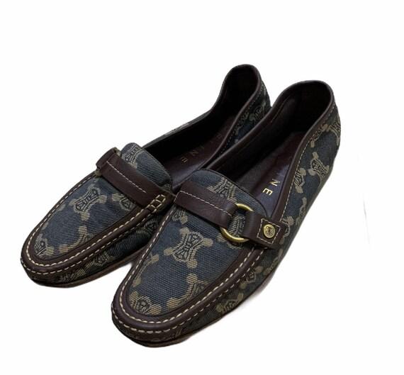Celine Monogram Shoes