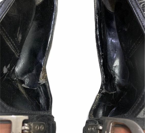 Vintage Dior Shoes Monogram - image 7