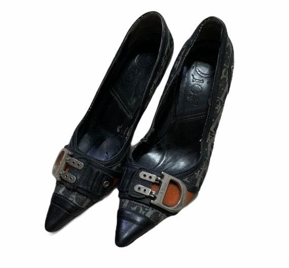 Vintage Dior Shoes Monogram