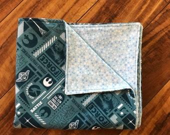 99c782f5eff Star Wars Baby Blanket