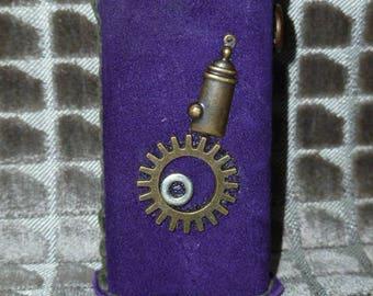 Velvet evic vtc or vtwo mini leather case