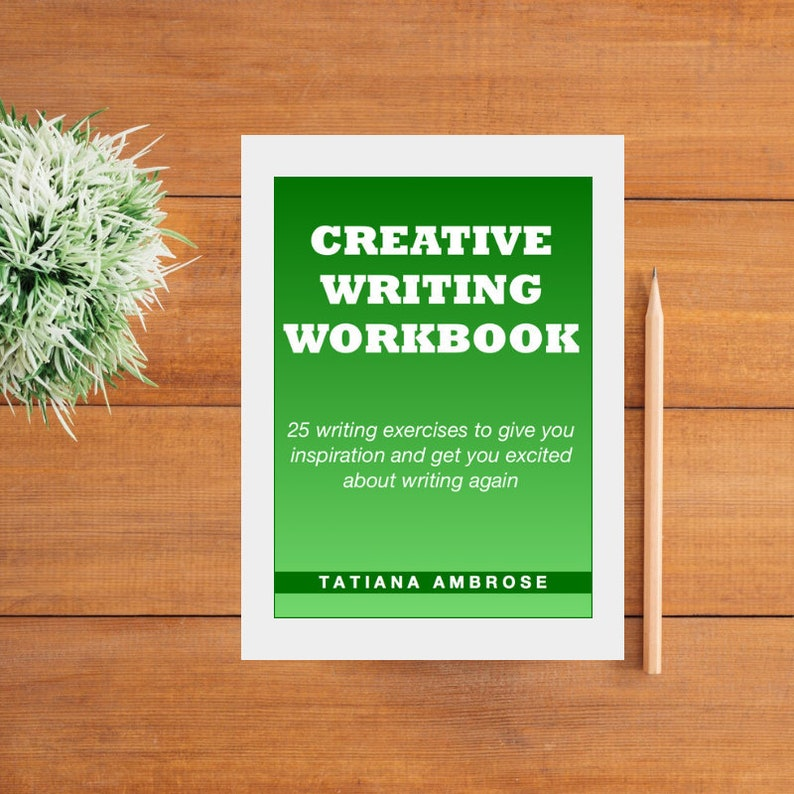 Creative Writing Workbook, Printable PDF, Writing Exercises, Journal Lined,  Writing Prompts, Creative Writing, Story Starters, Journaling
