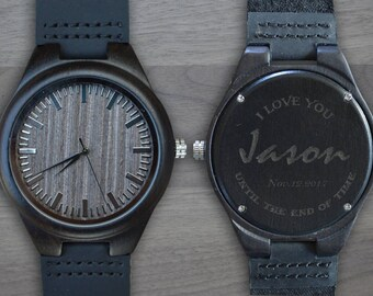 personalized watches etsy