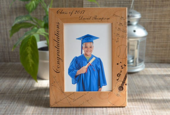 Personalized Picture Frame Photo Frame Custom Photo Frame Etsy