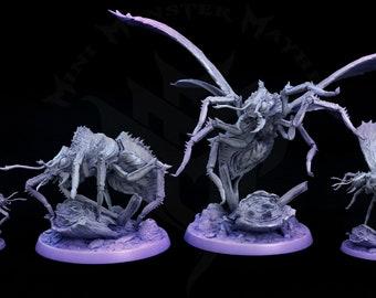 Goliath Ant, Giant Ant, Tabletop D&D RPG, Mini Monster Mayhem, Infestation