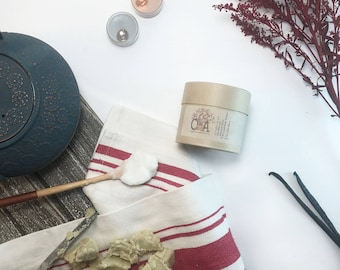 All-Natural Unscented Whipped Body Butter