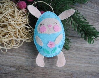 PDF Felt ornaments pattern, felt Easter pattern, Felt christmas ornaments Pattern, christmas ornaments, Easter ornaments, felt toy Pattern