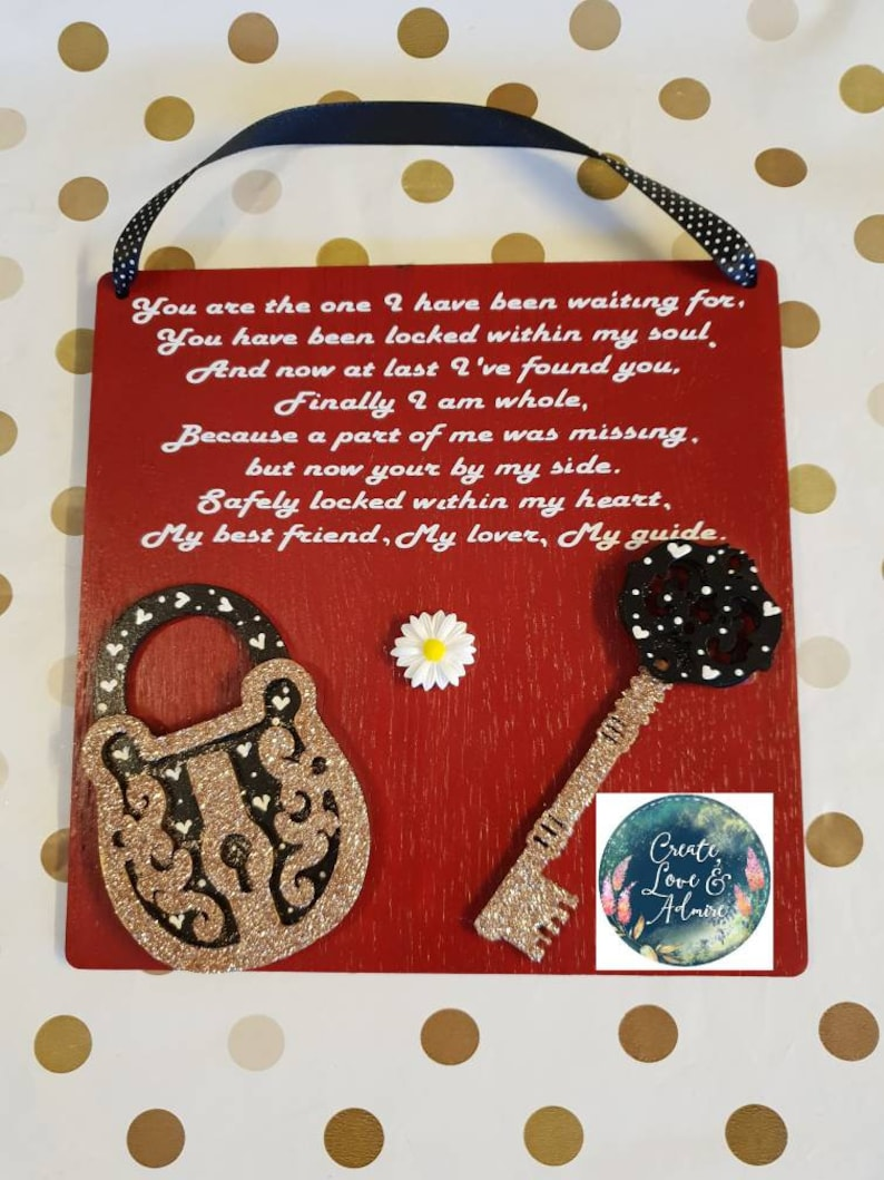 Romantic Gift / Anniversary Gift / Gifts for Her / Valentines Day Gift /  Love Gift / Birthday Gift / Gift for Wife / Gift for Husband