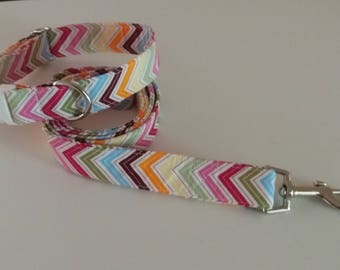 Adjustable Hand Made Dog Collar