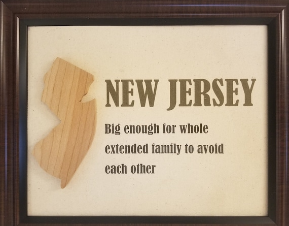 Funny New Jersey Sign