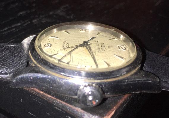 Rolex - 1950s Tudor Oyster Prince - image 5