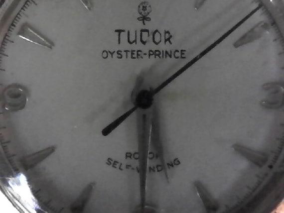 Rolex - 1950s Tudor Oyster Prince - image 2