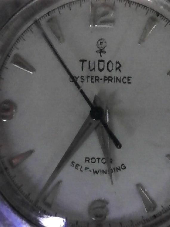 Rolex - 1950s Tudor Oyster Prince - image 8