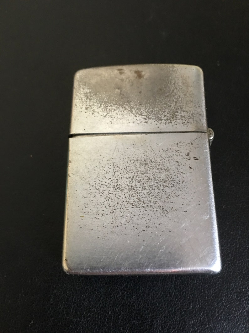 1953 Zippo Lighter and Pocket Knife - Personal Items of Maine Guide from  1980's to 2010
