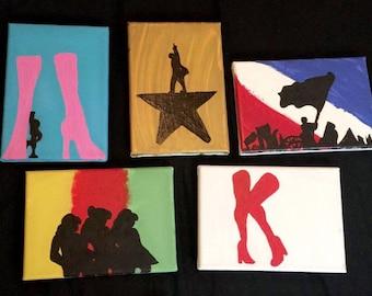 Broadway Canvas Art
