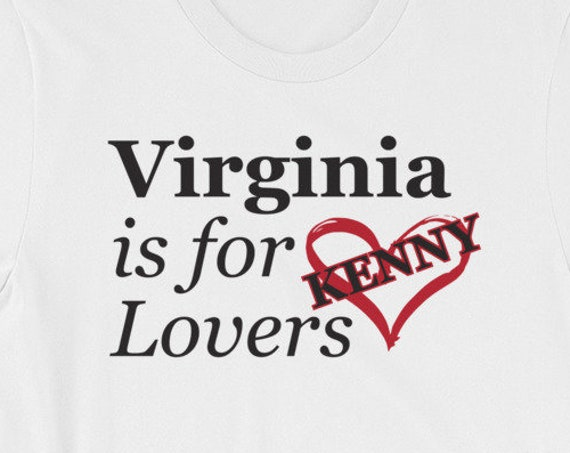 Virginia is for Kenny Lovers