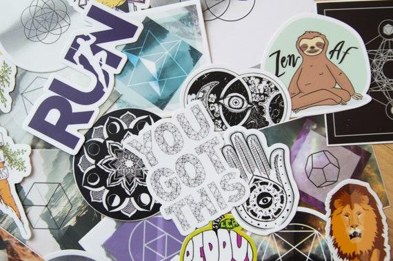 Random Sticker Pack - (5) Vinyl Stickers