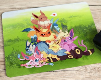 Eevee evolutions Mouse Pad