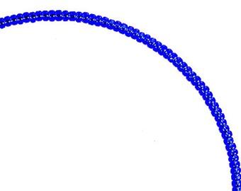 Delicate beaded bracelet, choice of tiny charm, thinnest beaded bangle, tiniest charm on very thin bracelet