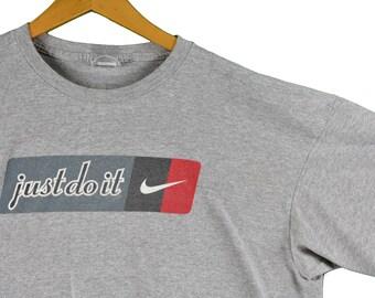 ed67403b7f7f0 90s just do it shirt | Etsy