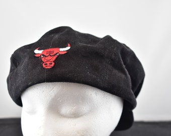 vintage chicago bulls 1997 champions flat cap kangol style starter hat size  large 246dcb945a4