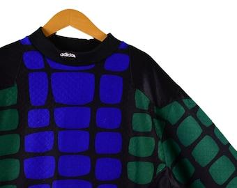 1ce8e8981 vintage 90s adidas soccer goalie jersey size medium