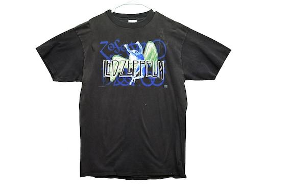 90s led zeppelin tee shirt size xl