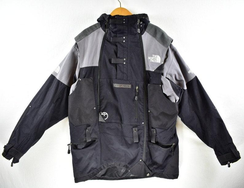 61e213b95 vintage the north face steep tech jacket size xl