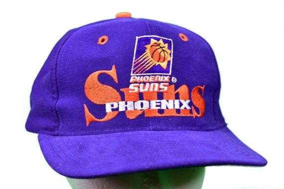 vintage 90s phoenix suns snapback hat the game  edcaf02f138e