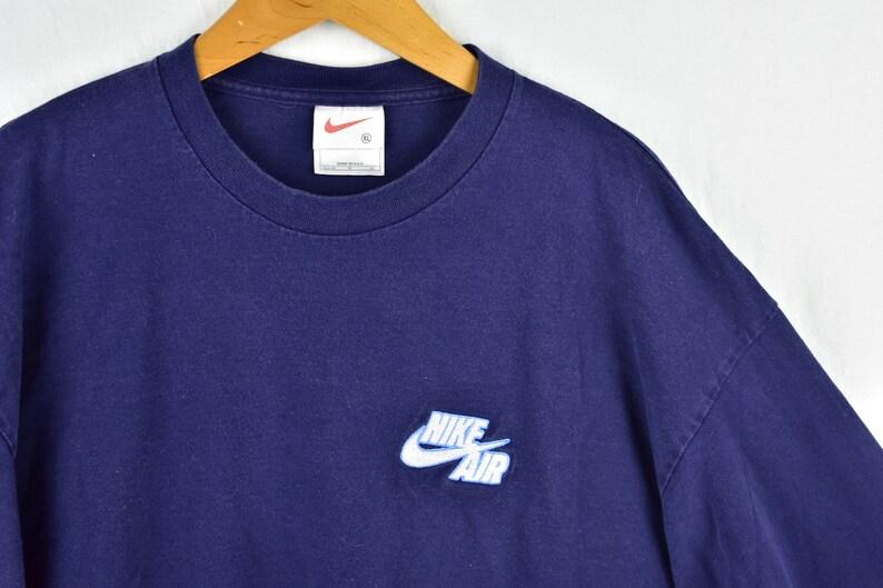 nike embroidered shirt