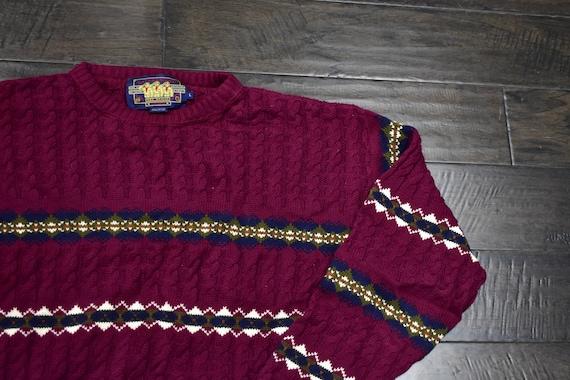 80s chaps ralph lauren sweater size large - image 2