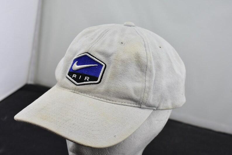 678c68ebc5f Vintage 90s nike air strapback hat