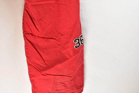 vintage polo sport breakaway track pants size xl