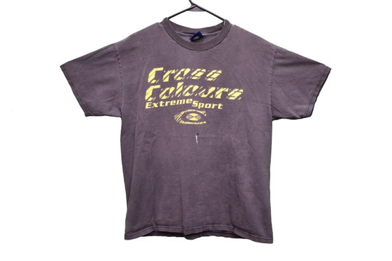2000s cross colours tee shirt size medium