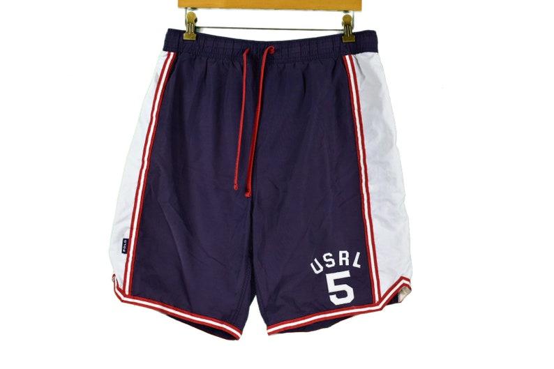 005cbbfef8 Vintage Polo Sport Ralph Lauren Swim Trunks Size Medium | Etsy