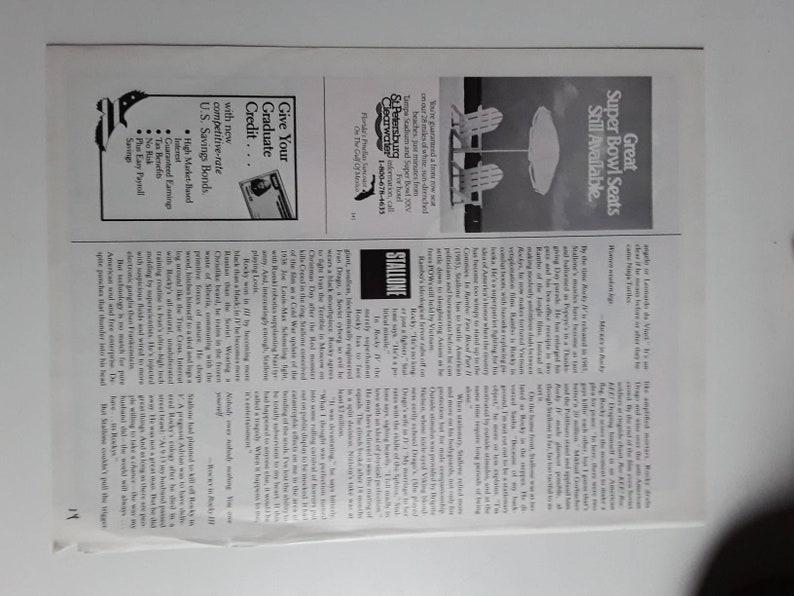 MetLife original print ad