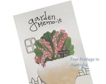 Garden Memo-It 'White' Post-It Sticky Notes