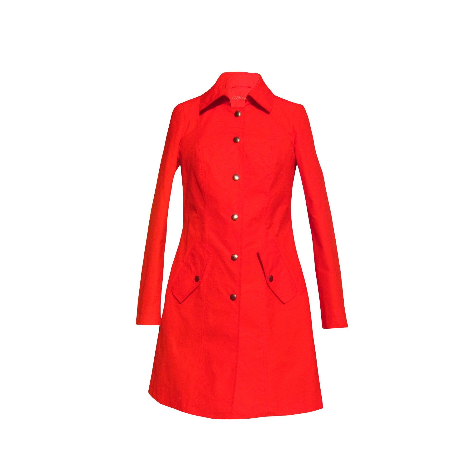 aadef5780ec Women s Trench Coat Raincoat SIZE US 68101214 UK
