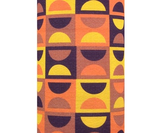 Moma vintage fabric lampshade 1970's