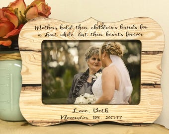 Mother Of The Bride Picture Frame Etsy