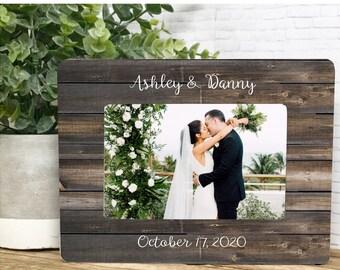 Wedding Frame Etsy