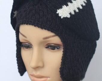 b5293bdec23 Peruvian Alpaca Chullo hat