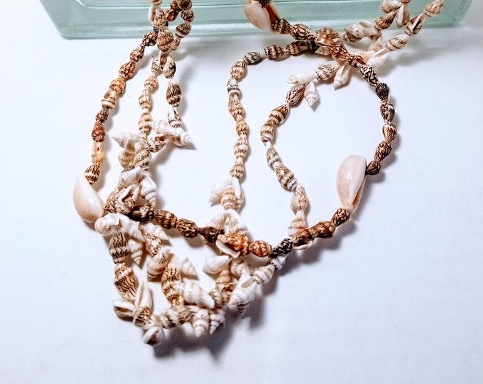Jewelry, Necklace, Beaded Jewelry, Shell Necklace, Fashion Jewelry, Street Style, Unisex Necklace, Trey Coppland Designs, Trey Coppland Art