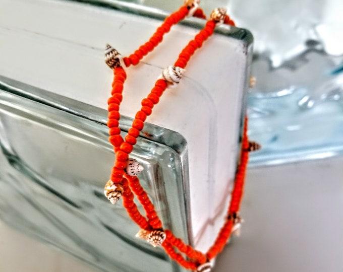 Jewelry, Necklace, Beaded Jewelry, Beaded Necklace, One of a kind Jewelry, Jewelry for Sale, Orisha Jewelry, Trey Coppland Designs, Arte